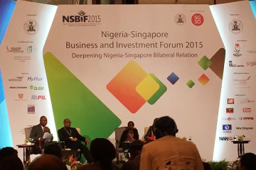 HARPS' Sponsorship of Nigeria-Singapore Business and Investment Forum 2015